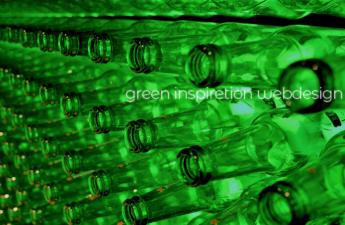 緑(グリーン:Green)で魅了するWEBデザイン