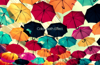 カラーバス効果 ~ 色を纏って手に入れる