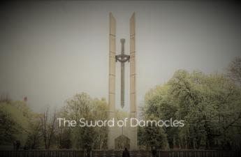 ダモクレスの剣 ~ この席に座るのは?